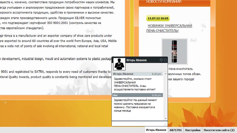 Онлайн Консультант - n4.biz