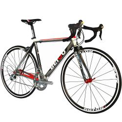 BEIOU 2017 700C Road Bike Shimano ULTEGRA 10S Racing Bicycle 540mm...