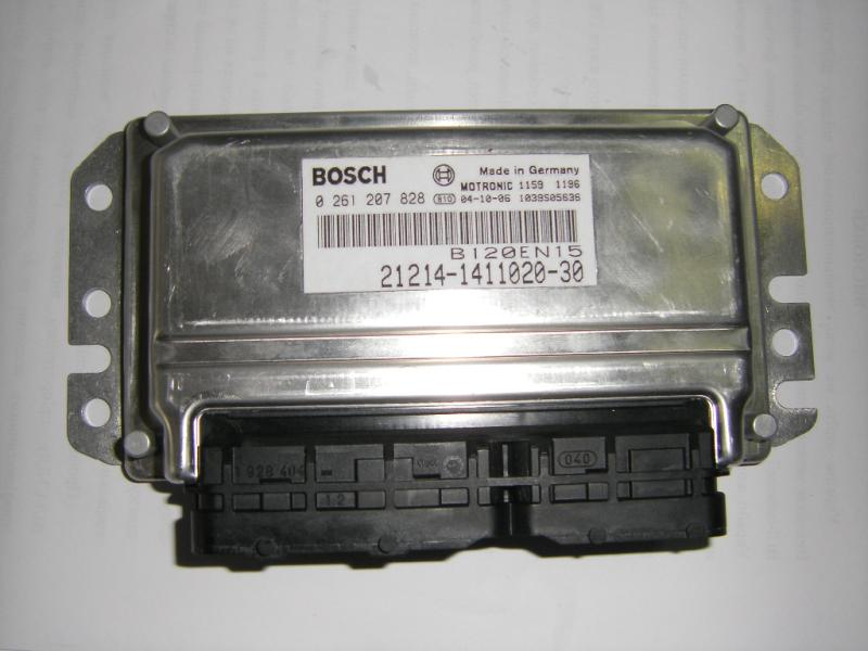 Компьютер управления двигателем 21214 BOSСH.